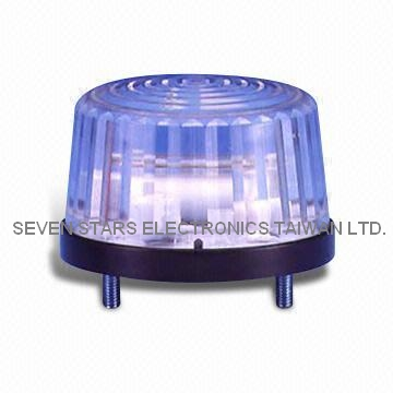 3W Warning Strobe Flasher with Acrylic Lens