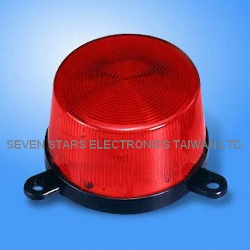 6 to 12V Warning Strobe Flasher