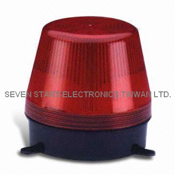 Multipurpose Strobe Flasher with 12 to 72V DC Input and 12W Output